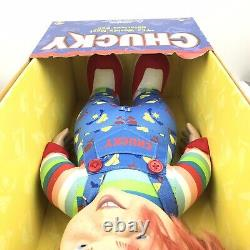 Sideshow Chucky 16 Vinyl Collectible Doll Child's Play 2 Rare HTF #4601