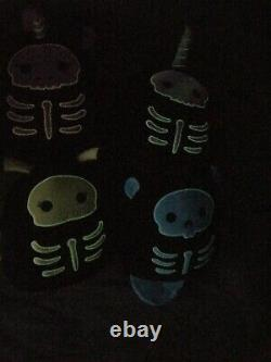 Squishmallow Halloween Glow In The Dark Super Rare Bundle 12 Inch