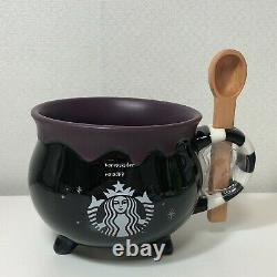 Starbucks Korea 2019 Halloween Limited Edition Witch brew mug 355ml rare