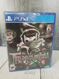 Tamashii PlayStation 4, PS4, Brand New Sealed, Limited Rare Games Halloween 2020