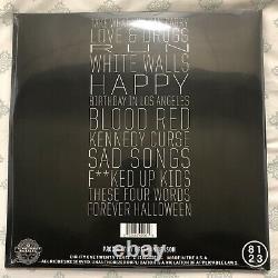 The Maine Forever Halloween Orange & Black Split /1000 Vinyl Lp very rare