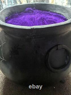 Witches Cauldron Tk Maxx Halloween Rare Huge 7 kg