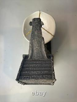 Yankee Candle Halloween Gargoyle Gothic Hanging Tart Warmer Burner New, Rare